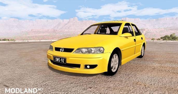 Opel Vectra (B) 2001 v 1.1 [0.10.0]